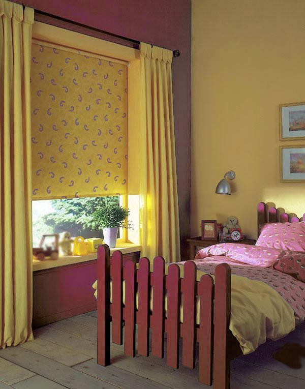 Шторы для спальни  симферополь