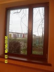Окна и двери из металла пластика,  производство в Феодосии