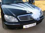 Украшеня на машины на свадьбу .Симферополь,  Севастополь,  Ялта,  Евпатория