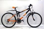 велосипеды Azimut Горные двухподвесные