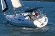 Парусная яхта Hunter 33