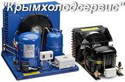 Агрегаты среднетемпературные «DANFOS» (R22)