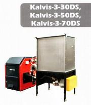 Пеллетный Котел Kalvis-3-50 DS