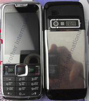Мобильный телефон E71 mini (2 сим-карты,  TV). Оплата при получении.