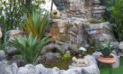 Малые архитектурные формы (МАФ). Беседки,  скульптура,  садовая мебель.