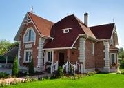 Дом - усадьба из сип панелей
