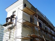 Ремонт фасадов по всему Крыму