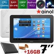 Продаю новый Ainol Novo7 Aurora II Dual Core 16Gb