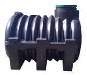 Пластиковый септик для канализации Крым