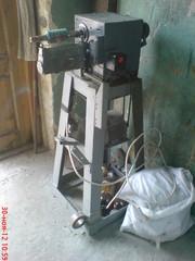 Фасовочный станок для полипропиленовой верёкви