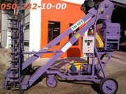 Зернометатель самопередвижной ЗМ-60-90У