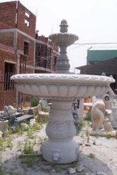 Мраморные фонтаны в Крыму