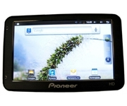GPS навигатор Pioneer5+