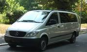 Заказ микроавтобуса в Крыму