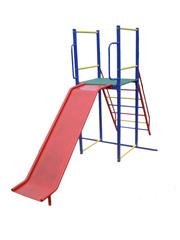 Горка - детский игровой комплекс,  разборной для улицы
