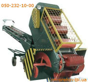 Самоходный ковшовый шнековый погрузчик зерна Р6-КШП-6
