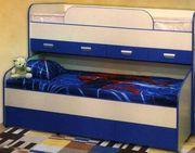 Продам двухярусную кровать ТУТТИ-ФРУТТИ