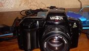 Плёночный проф  фотоаппарат