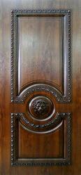 Производство дверных накладок МДФ