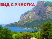 Супер участок на ЮБК,  бухта Ласпи,  срочно-35000уе! Вид на море и горы