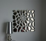 Декоративные зеркала и стекла