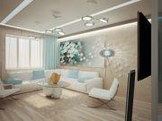 Профессиональный дизайн интерьера жилых и коммерческих помещений от Vi