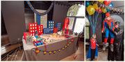 Детский день рождения Севастополь