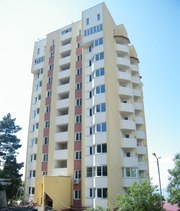 Продаётся 2 комнатная квартира от застройщика город Ялта