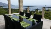 Продам дом с панорамным видом на море,  горы и  г.Ялта