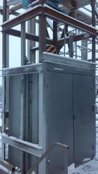 Лифт,  подъемник шахтный