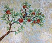 Мозаичные панно мозаика панно смальта хамам бассейн плитка