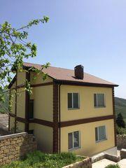 Продаётся новый видовой дом в Верхней Кутузовке,  Крым.