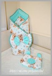 комплекты для детских кроваток