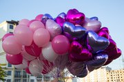Доставка воздушных и гелиевых шариков в Евпатории от фирмы