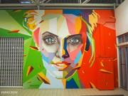 Роспись стен и граффити на заказ в Крыму