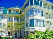 Продам гостиницу в Судаке с видом на море и крепость