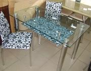 столы из стекла,  стулья,  cамые низкие цены,   доставка
